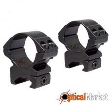 Кольца для прицела Hawke Matchmount #HM7211 Weaver / 2pc / 30mm Med