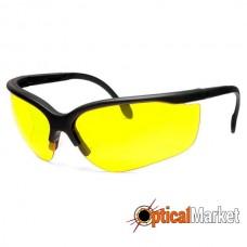 Стрелковые очки Remington T-40 желтые