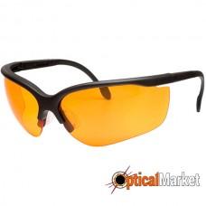 Стрелковые очки Remington T-40 оранжевые