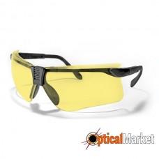 Очки защитные стрелковые Deben PT4005 Yellow