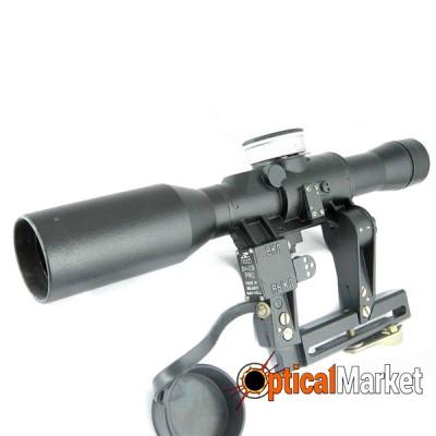 Прицел оптический ПОСП 6x42 B Pro
