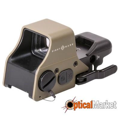 Прицел коллиматорный SightMark Ultra Shot Plus DE (SM26008DE)