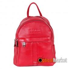 Сумка-рюкзак de esse L26145-3 красная