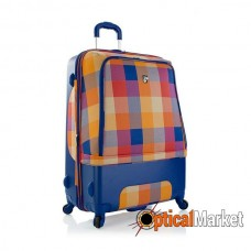 Чемодан Heys Chroma Hybrid (L) Orange/Blue
