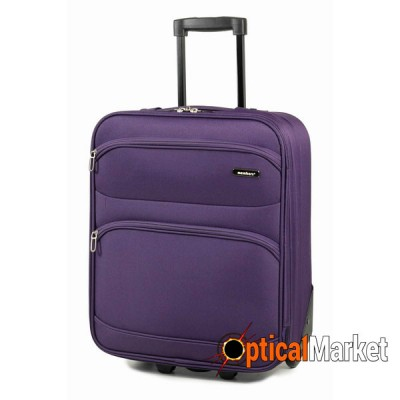 Чемодан Members Topaz (S) Purple