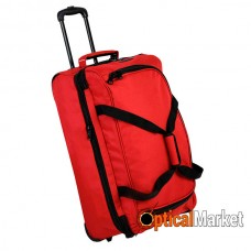 Сумка дорожня Members Expandable Wheelbag Medium 71/86 Red