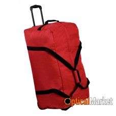 Сумка дорожня Members Holdall On Wheels Large 106 Red