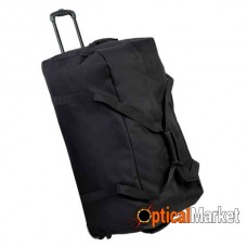 Сумка дорожня Members Holdall On Wheels Extra Large 144 Black