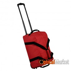 Сумка дорожня Members Holdall On Wheels Small 42 Red