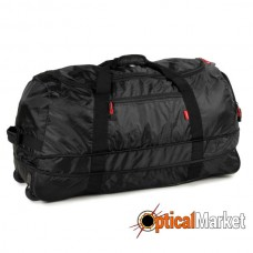 Сумка дорожня Members Foldaway Wheelbag 105/123 Black