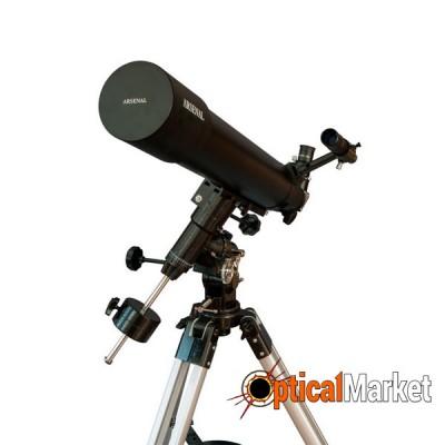 Телескоп Arsenal 90/800 EQ3A