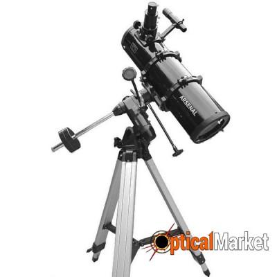 Телескоп Arsenal 150/750 EQ3-2 (уцінка) купити - Магазин OpticalMarket