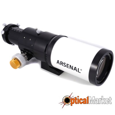 Оптическая труба телескопа Arsenal ED 70/420 OTA