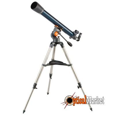 Телескоп Celestron AstroMaster 70AZ. Обзор.