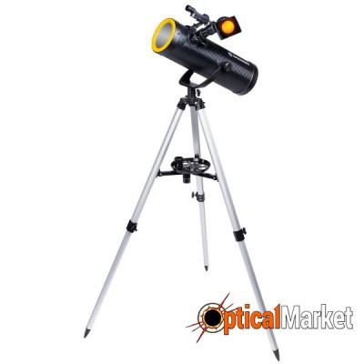 Телескоп Bresser Solarix 114/500 AZ (carbon) купити - OpticalMarket