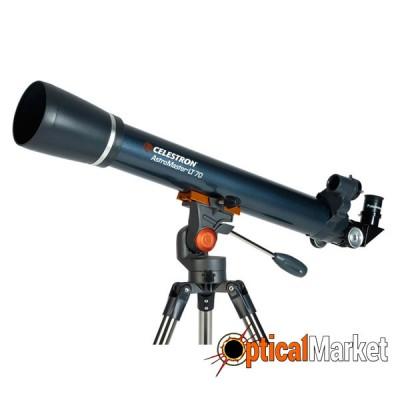 Телескоп Celestron AstroMaster LT 70AZ