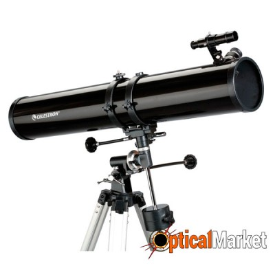 Телескоп Celestron PowerSeeker 114EQ купити в Києві, Харкові - OpticalMarket.com.ua
