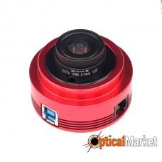 Цифровая камера ZWOptical ASI120MM-S Mono USB3.0 с портом автогида для телескопа