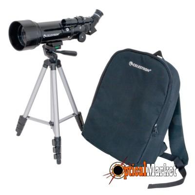 Телескоп Celestron TravelScope 70. Обзор.