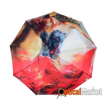 Зонт складной de esse 3130 автомат Фламенко