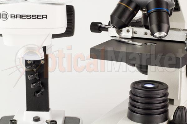 Детский микроскоп стереоскопический и биологический