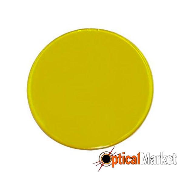 Желтый светофильтр для микроскопа