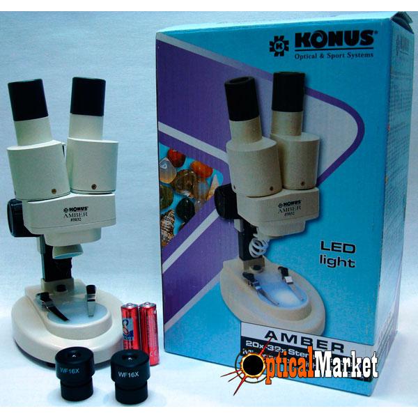 детский стереоскопический микроскоп