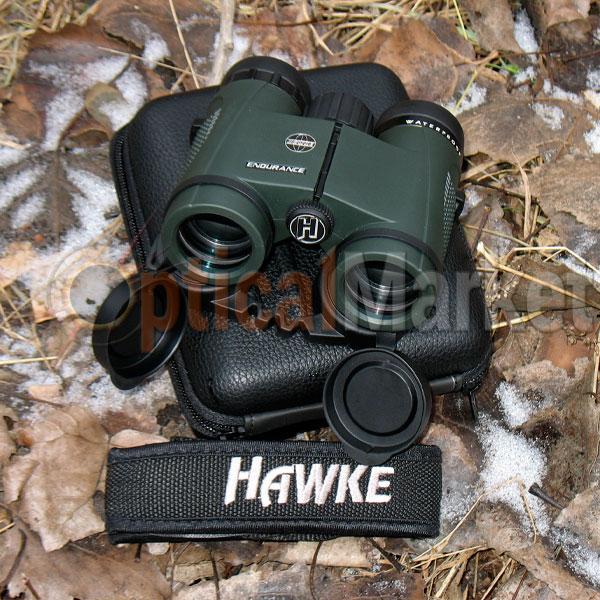 Купить бинокль Hawke Endurance PC CF 8x32 Green