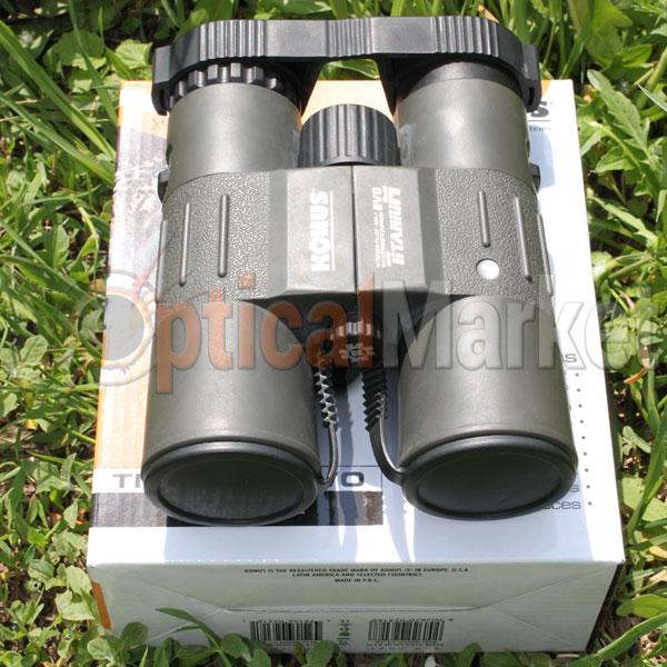 Бинокль Konus Titanium Evo 8x42 для охоты, рыбалки