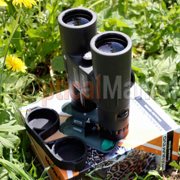 Бинокль Konus Titanium Evo 8x42 охотничий, туристический