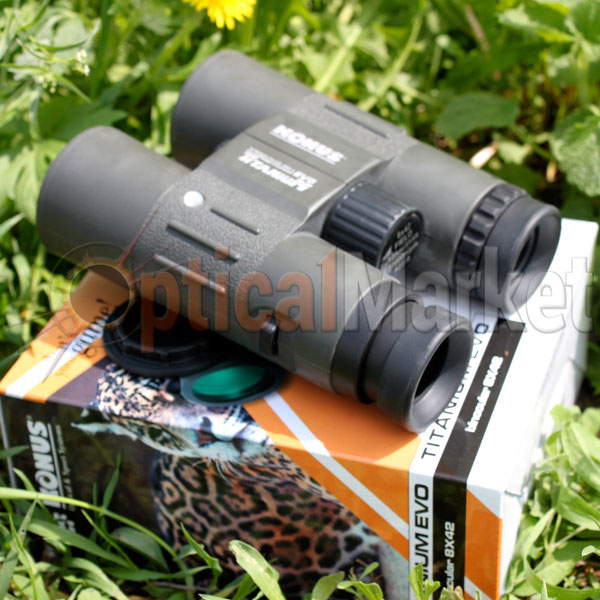 Бинокль Konus Titanium Evo 8x42 для охоты