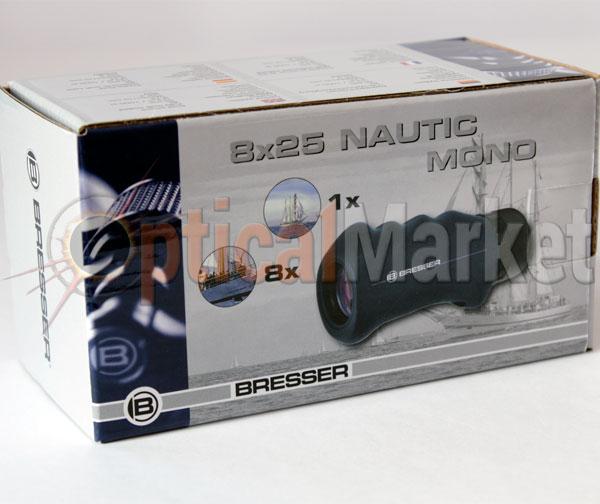 Купить монокуляр Bresser Nautic 8x25 WP