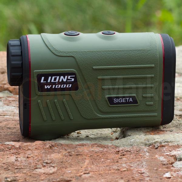 Дальномеры Sigeta Lions лазерные