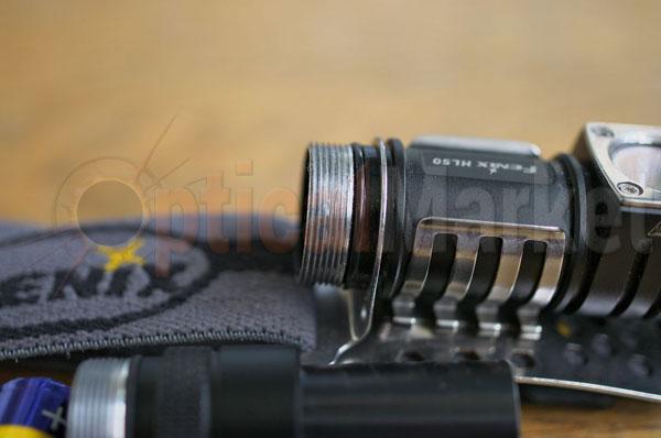 налобный фонарь Fenix HL50 Cree XM-L2 (Т6)