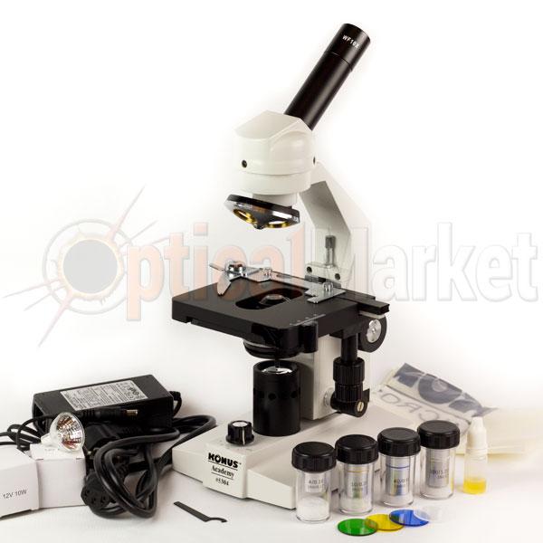 Лабораторный микроскоп Konus Academy