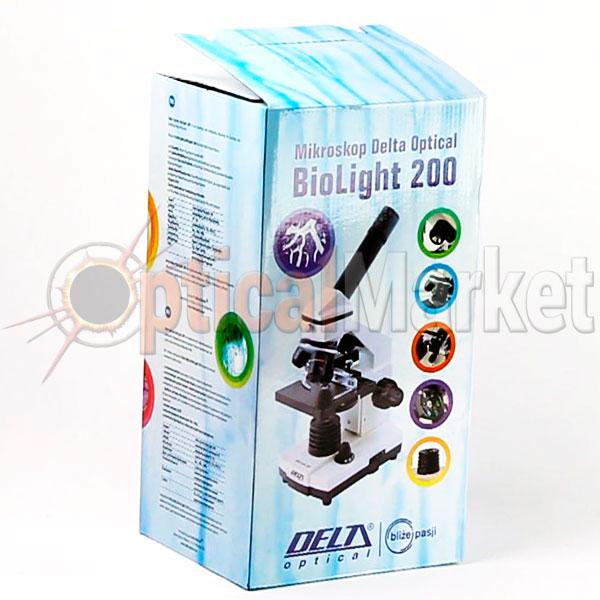 Детский микроскоп Delta Optical BioLight 200 Киев, Харьков