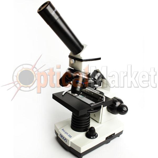 Биологический микроскоп Delta Optical BioLight 200