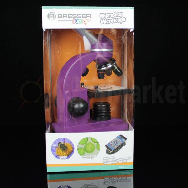 Bresser Biolux SEL 40x-1600x