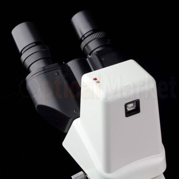Биологический микроскоп Delta Optical Genetic Pro Bino USB