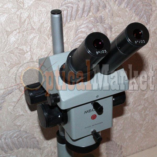 Микроскоп мбс 10 инструкция