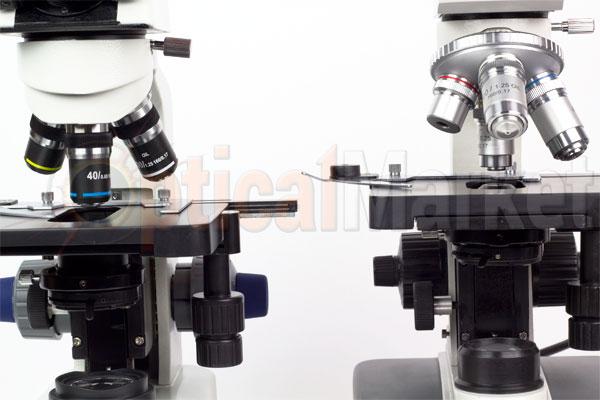 Delta Optical Genetic Pro Bino (A) и MICROmed XS-5520