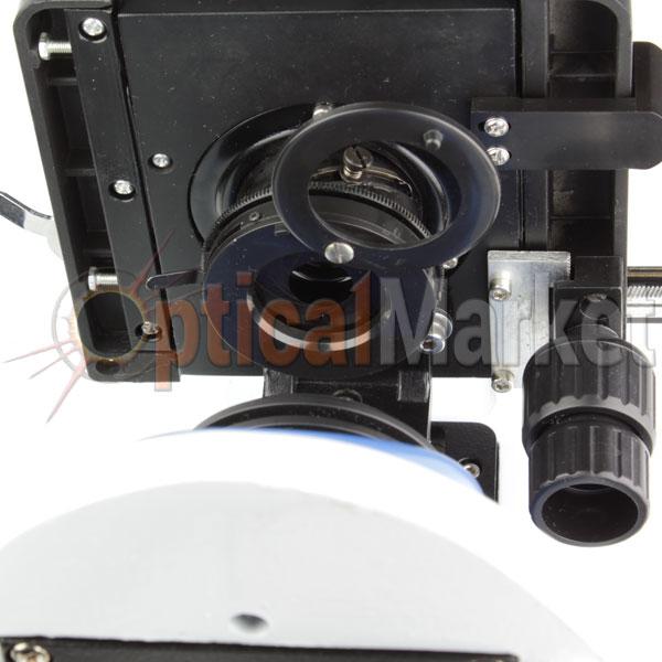 Оптический микроскоп Optika B-192PLi 40x-1600x Bino Infinity
