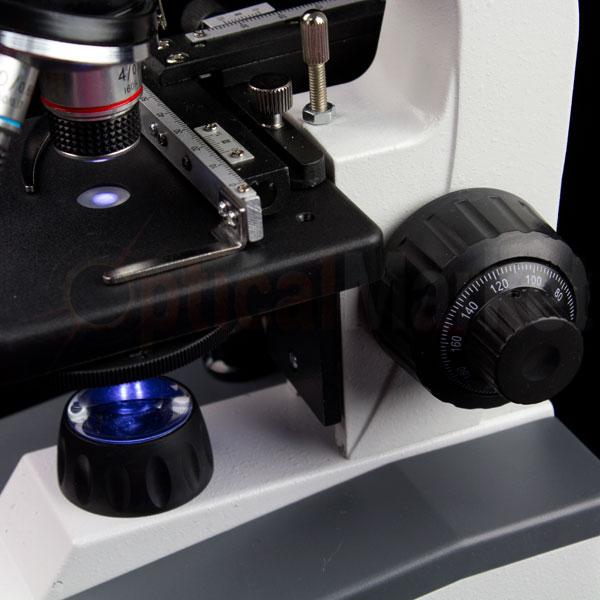 Sigeta MB-120 40x-1000x LED Mono
