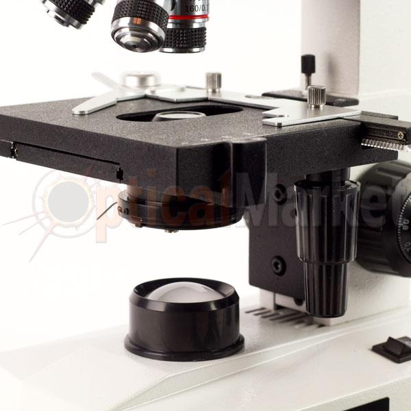 Учебный микроскоп Ulab SME-F LED