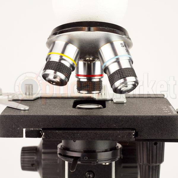 Биологический микроскоп Ulab SME-F LED