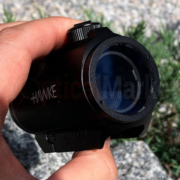 Hawke Vantage Red Dot 1x30(Weaver)