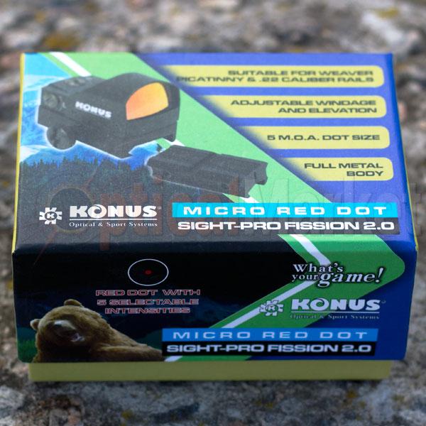 Купить прицел Konus Sight-Pro Fission 2.0 Киев, Харьков