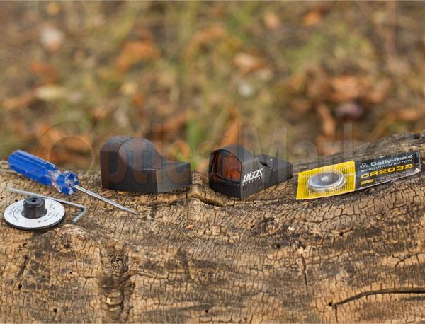 Купить прицел Delta Optical MiniDot Киев, Харьков