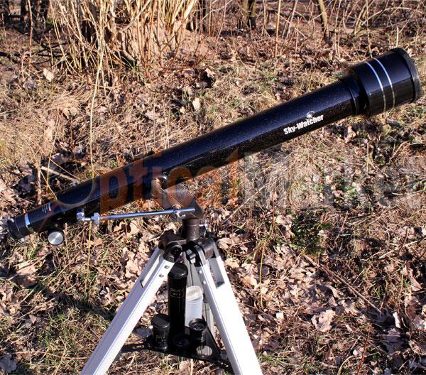 Детский телескоп Sky-Watcher BK 607 AZ2