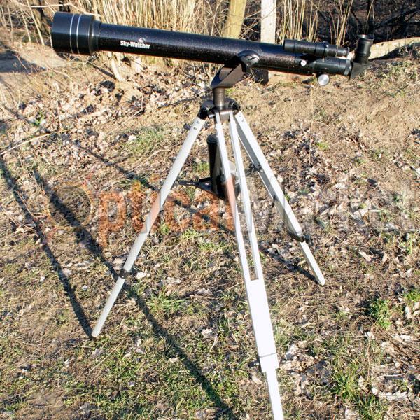 Телескоп Sky-Watcher BK 607 AZ2 для детей
